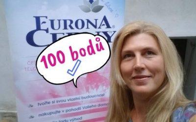 Rozjeďte to s Euronou na 100 – získáte maximum bonusů