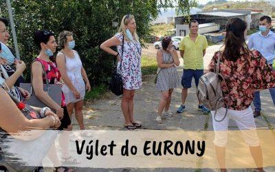 Výlet do Eurony – chov lososů a výroba